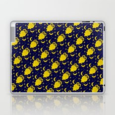 Owl Moon Starry Nights Laptop & iPad Skin