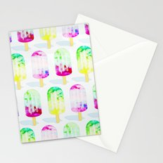 Popsicle Frenzy #society6 #decor #buyart Stationery Cards