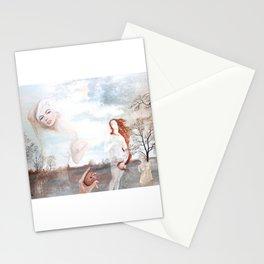 Der Apfel des Paris Stationery Cards