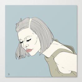 'Too Far' Canvas Print