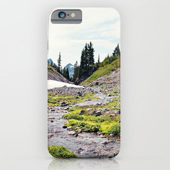 Mountain Stream iPhone & iPod Case