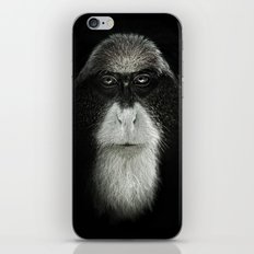 Debrazza's Monkey  iPhone Skin