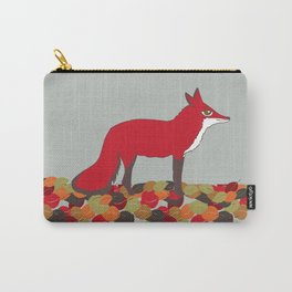 Foxy Eyes Carry-All Pouch