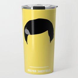 MISTER SHEFFIELD ( The Nanny ) Travel Mug