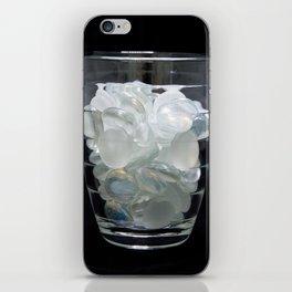 Drinking Glass iPhone Skin