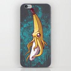 Banana Squid!!! iPhone Skin