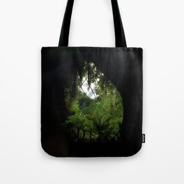 green view Tote Bag