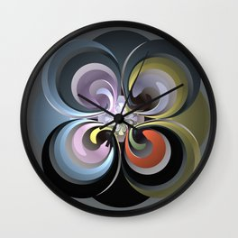 480 Wall Clock