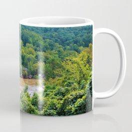 Yadkin River Scene Coffee Mug