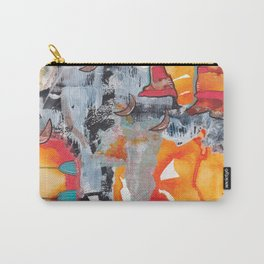 Utah Abstract Carry-All Pouch