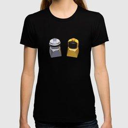 Duplo Daft Punk T-shirt