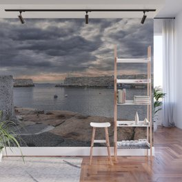 Cloudy afternoon at Lanes Cove 2392 Wall Mural