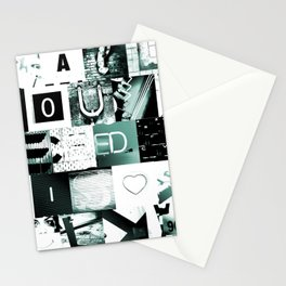 All You Need Is LOL ~ B/W Stationery Cards