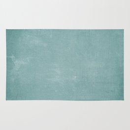 White and Green Old School Green Board Rug
