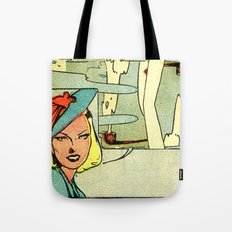 witch pipe Tote Bag