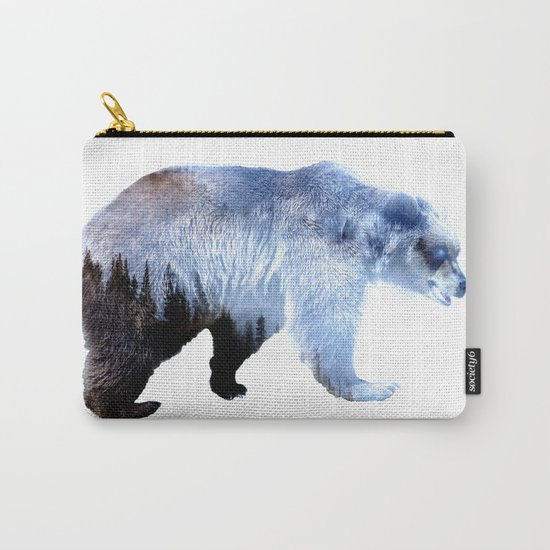 Lazy Bear Carry-All Pouch