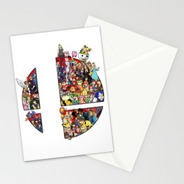 Ready to fight Stationery Cards