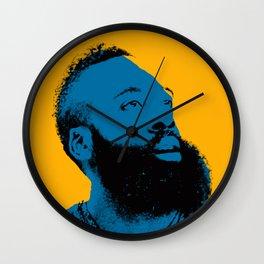 JAMES #3 Wall Clock