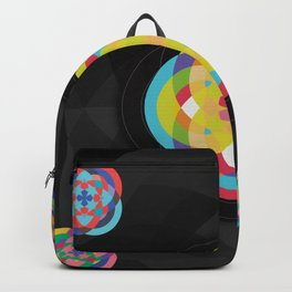 Sacred tiles Backpack