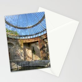 Alton Towers Green House  Stationery Cards