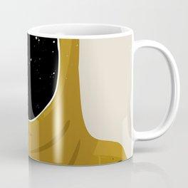 Black Hair No. 13 Coffee Mug