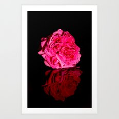 Pink Penny Art Print