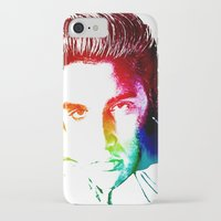 elvis iPhone & iPod Cases featuring Elvis by D77 The DigArtisT
