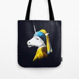 Cool Animal Art - Funny Unicorn Tote Bag