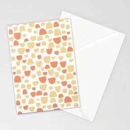 Half Circle 03 Stationery Cards