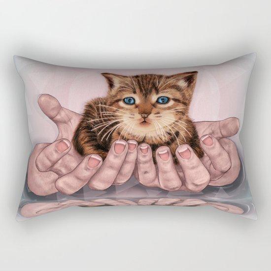 Possession Rectangular Pillow