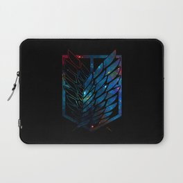 Wings Of Justice: Galaxy Laptop Sleeve