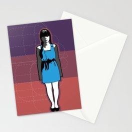Kinetic Stationery Cards