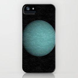 Lonely Uranus iPhone Case
