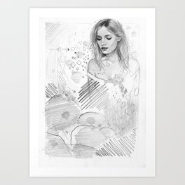 Bliss Art Print