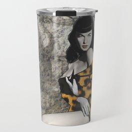 Betty Travel Mug