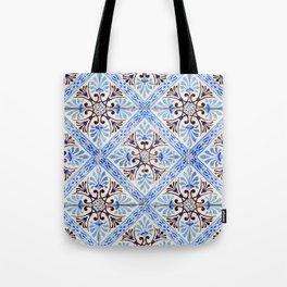 Storytile of Portugal Tote Bag