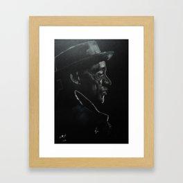 Marcus Miller Framed Art Print