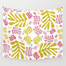 """""""Pattern Spring Outdoors"""" Wall Tapestry"""