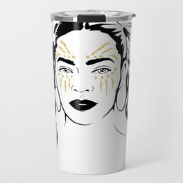 Queen B Tribe Travel Mug