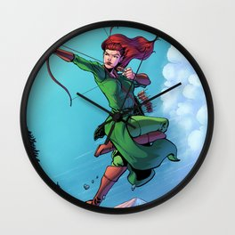 Tauriel Wall Clock