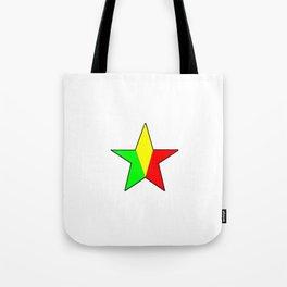 Flag of mali 4 -mali,malien,malienne,malian,bamako,tombouctou,timbuktu,sikasso,mopti,mande Tote Bag