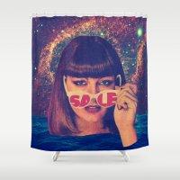 sale Shower Curtains featuring Sale! by Serra Kiziltas