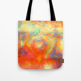 Steel 5085C - Abstract Tote Bag