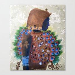 Warrior Goddess Canvas Print