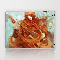 wandering minstrel Laptop & iPad Skin