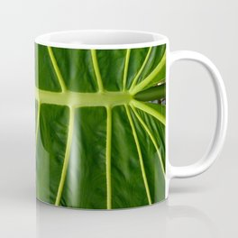 Bold Elephant Ear Coffee Mug