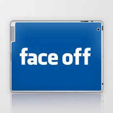 2010 - Face Off Laptop & iPad Skin