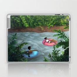 Downstream Laptop & iPad Skin