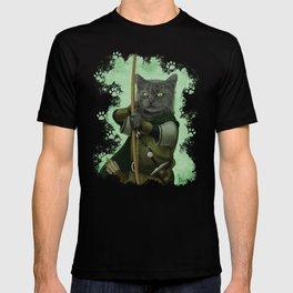 Ranger Cat T-shirt