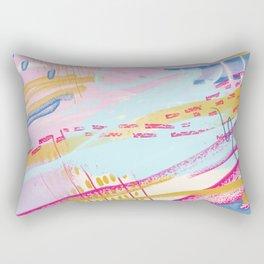 Totemo Genki Rectangular Pillow
